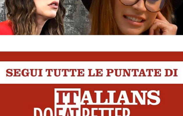 Italians Do It Better webserie